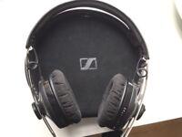 Sennheiser Momentum 2.0 On-Ear Wireless Headphones with Active Noise Cancellation Black