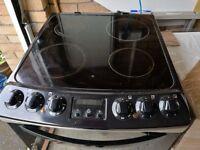 550 Zanussi double oven