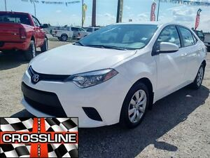 2014 Toyota Corolla $87 B/W - LE - Back Up Camera Heated Seats B