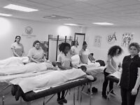 BE A MASSAGE THERAPIST, NEVER WORK FOR LESS THAN £20 per hour, GET £40-£100 ph.NO EXPERIENCE NEED.