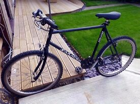 Saracen bike for sale