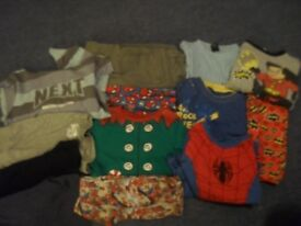Boys clothes for aged 4-8 good condition