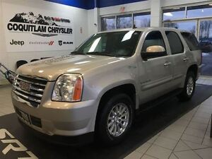 2009 GMC Yukon Hybrid Loaded Leather Sunroof Nav Alloy