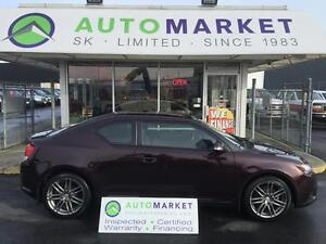 2011 Scion tC Sports Coupe 6-Spd AT LOADED!