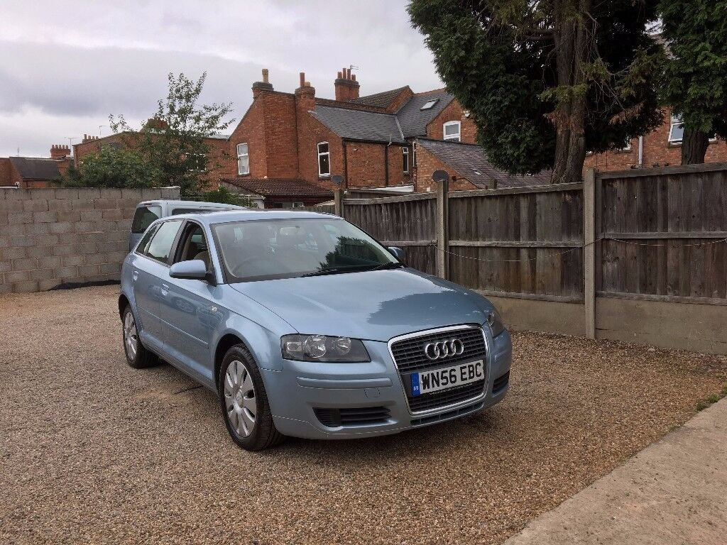 AUDI A3 1.9 TDI SE (6), EXCEPTIONAL CONDITION, FULL SERVICE HISTORY, TIMING BELT CHANGED THIS YEAR