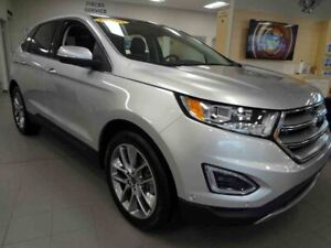 2015 Ford Edge AWD Titanium/Finance 2.9%/Nav/Toit/Cuir/Bluetooth