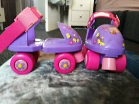 Ben and Holly Roller skates