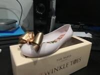 Ted Baker Jelly Shoes Size 5