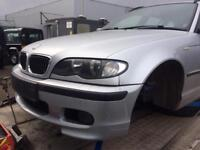 BMW 325i M SPORT TOURING BREAKING FOR SPARES BLACK LEATHER....