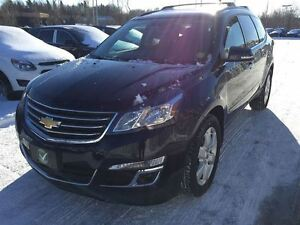 2016 Chevrolet Traverse LT AWD TRAILERING PACKAGE SUNROOF!!!