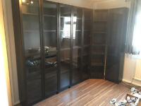 Bookcases for Sale - Three Singles and Two Doubles...