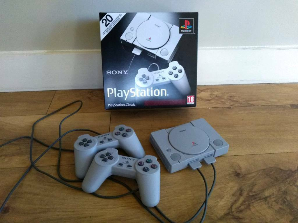 PlayStation Classic Console | in Sheffield, South Yorkshire | Gumtree