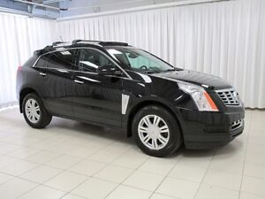 2016 Cadillac SRX SRX4 AWD LUXURY PACKAGE WITH DRIVER ASSIST PAC