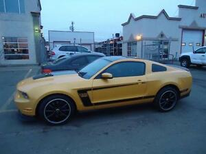 2012 Ford Mustang Boss 302 6 speed Edmonton Edmonton Area image 5
