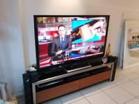 "LG 60"" HD 1080p Plasma Television TV with LG Blu-Ray Player & Surround Sound"