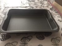 Brand new oven tefal tray