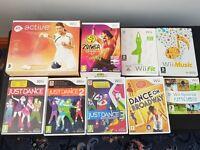 Nintendo Wii, Wii Fit + games