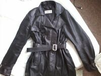REAL LEATHER JACKET 60 pounds only