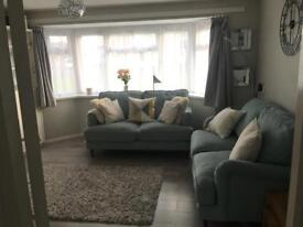 2 bed for 2/3 bed house in Walsall or Birmingham