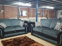 Superb Brand New sofa suite. 3 and 2 seaters.Brand New in the box. can deliver