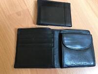 Genuine Ralph Lauren wallet & extra insert.