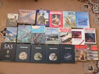 MILITARY AVIATION BOOKS - JOB LOT - ALL IN DUST JACKETS AND VGC. SEE MORE IMAGES / DETAILS.