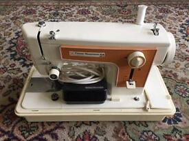 Free electric sewing machine