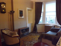 Lovely fully furnished one bedroom flat only ten minutes from Haymarket.