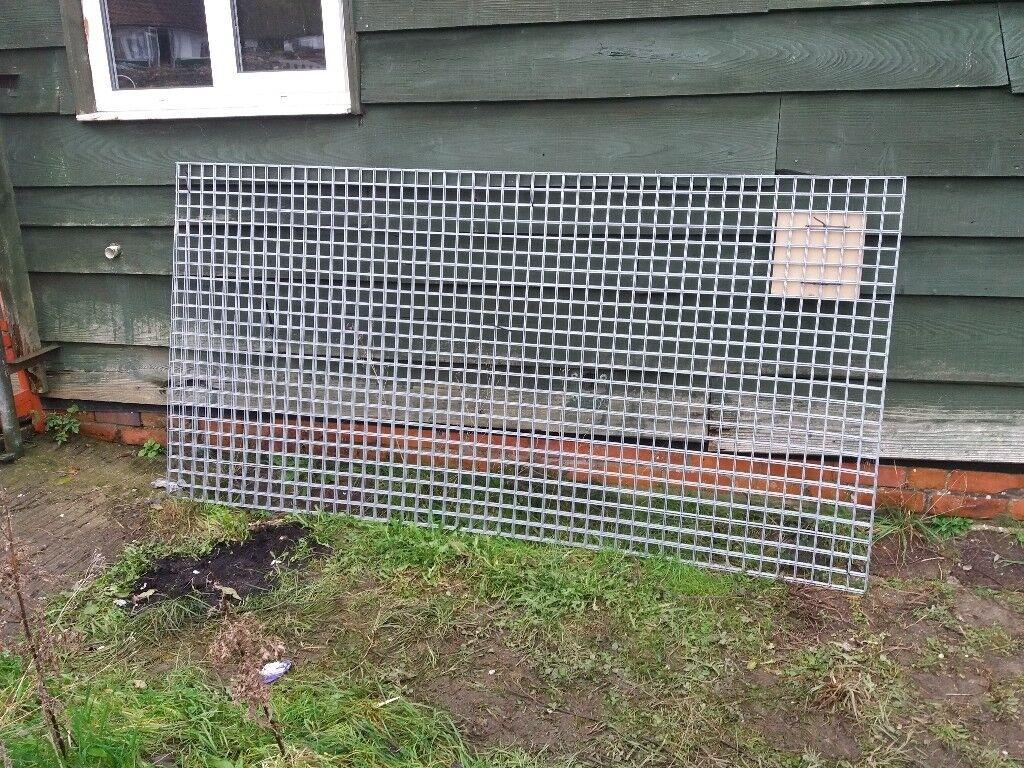 galvanized welded wire mesh panels | in Hartcliffe, Bristol | Gumtree