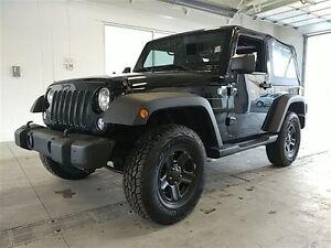 2014 Jeep Wrangler | 4X4| 6 SPEED| 76,818KMS