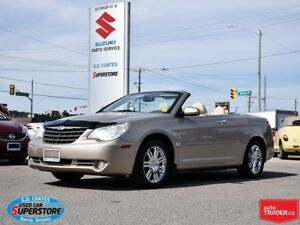 2008 Chrysler Sebring Limited Hard Top Convertible ~Nav ~Heated