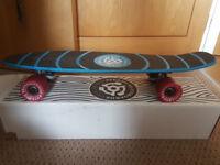 Stereo Wood Vinyl Cruiser Skateboard