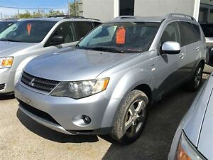 2008 Mitsubishi Outlander XLS CALL 519 485 6050 CERTIFIED