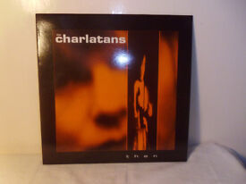 "THE CHARLATANS 'THEN' VINYL 12"" SINGLE"