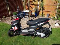 Piaggio NRG Power 50cc Moped