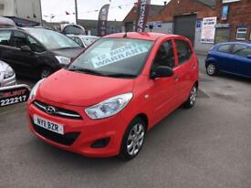 Hyundia i10 1.2 Classic *** ONLY 48,000 MILES *** 12 MONTHS WARRANTY! ***