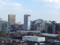 2 Bedroom city centre council flat. 12th floor with balcony. Looking for somewhere coastal