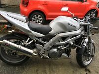 Suzuki sv 1000 **low mileage **
