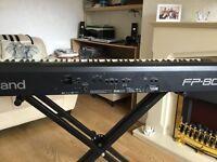 Roland FP80 Piano