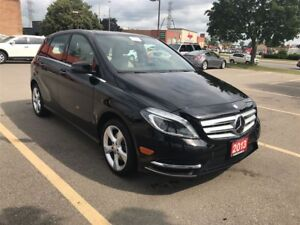 2013 Mercedes-Benz B-Class 250 Sports Tourer/One Owner/Navi/Back