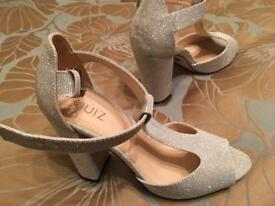 Size 4 party heels
