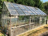 Free Greenhouse, pick up and dismantle yourself