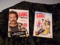 My Name Is Earl/season 1&2 DVD box sets