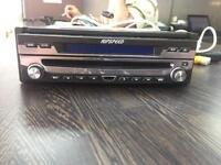 Ripspeed dv720 radio car stereo/dvd player