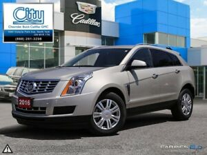 2016 Cadillac SRX Luxury Collection ** LUXURY ULTRAVIEW SUNRO...