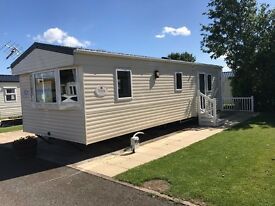 STATIC CARAVAN FOR SALE**NORTH WALES**INCLUDING 2017 SITE FEES