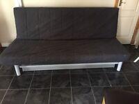 lkea double sofa bed