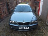 BMW 320D Sale Or Swap Or Automatic Car