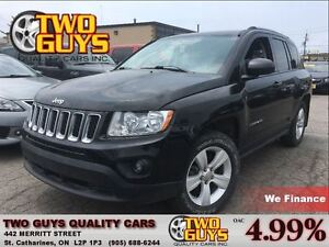 2012 Jeep Compass NORTH | MANUAL| 4X4 | A/C| POWER GROUP