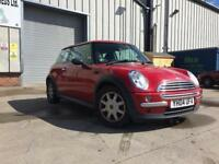 2004 MINI 1.3 DIESEL CHEAP TO INSURE AND TAX